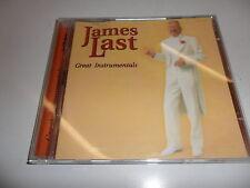 CD  James Last - Great Instrumentals