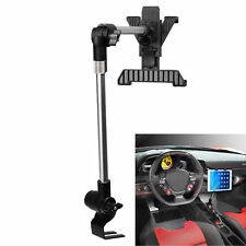 Adjustable Cup Mount Bracket Holder Car Kit For iPhone iPad Cell Phone Tablet MG