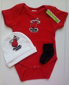 Heat baby/newborn Heat baby gift Miami basketball baby gift heat basketball baby