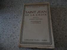1932.Saint Jean de la croix.Bruno.Maritain