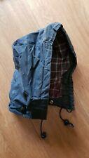 BARBOUR Wax Jacket Vintage Medium Hood