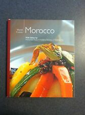 World Cuisine Morocco Color Paperback Volume 3 120 Pages
