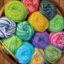 Springbok Colorful Yarn 500 Piece Jigsaw Puzzle