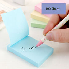 Portable Sticky Note Adhesive Paper Post Memo Pad Stationery Office Accessories