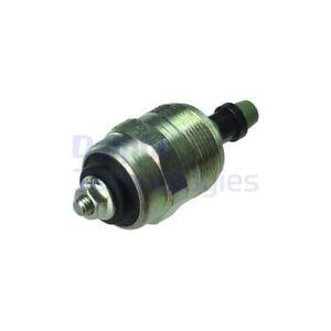 1 Abstellvorrichtung, Einspritzanlage DELPHI 7240-112 passend für PERKINS