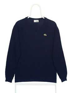 Lacoste vintage 90s made in France sweater