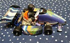 (6/7) Tony Kart Miniature Replica Go Kart (Jm Racing #4) Nice Detail & Driver