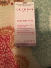 New Clarins Multi-Active Nuit 5ml/.1oz. Sample Size