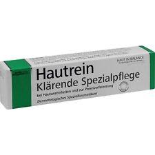 HAUT IN BALANCE Hautrein Klärende Spezialpfl. Cr.   20 ml   PZN10070651