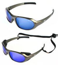 Gafas de sol de hombre de espejo deportivo, de 100% UV400