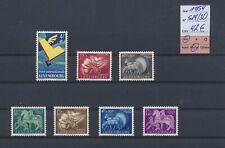 LM80881 Luxembourg 1954 caritas animals fine lot MNH cv 42 EUR
