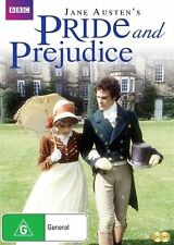 Pride And Prejudice (DVD, 2015, 2-Disc Set)