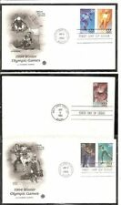 Olympics US First Day Covers (1951-Now 29 Cent Denomination)