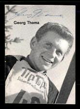 Georg Thoma 70er Jahre Original Signiert Olympia+A 146666