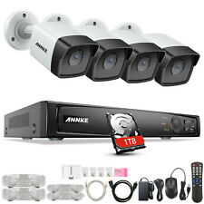 ANNKE 8CH POE 4k High Definition Real-time Live Viewing, Recording NVR BRAND NEW