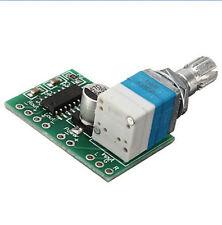 Mini PAM8403 5 V 2 Channel USB amplificador Audio 3 W x 2 W Control de volumen