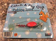 Old Fishing Lure 2001 New Old Stock Fishing Lure Spinner Children Kids Original