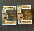 Funko Pop Bad Boys Pair Set 870 & 871 Mike Lowrey Marcus Burnett Funko Pop Movie