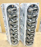 GM 6.0L 6.2L L92 LS3 Rebuilt Cylinder Heads 823 w/ rocker arms square port PAIR