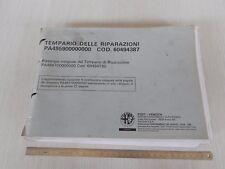 TEMPARIO DELLE RIPARAZIONI ALFA ROMEO 1994 ALFA 145 146 155 164