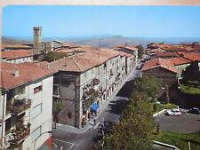 Vecchia Cartolina ABBADIA SAN SALVATORE Scorcio panoramico 1975 Siena fotografia