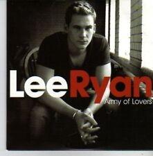(AQ139) Lee Ryan, Army Of Lovers - DJ CD