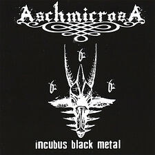 ASCHMICROSA Incubus Black Metal CD Marduk Immortal