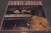 """Lonnie Jordan """"The Affair"""" SEALED NM R&B LP"""