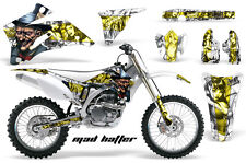 AMR RACING OFF ROAD MOTORCYCLE DECAL GRAPHIC KIT YAMAHA YZ 250/450 F 06-09 MTWSY