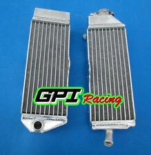 aluminum radiator Suzuki RMX250 RMX 250 88-90 89 1988 1989 1990