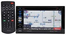 "Boss Audio BV9378NV 6.5"" In-Dash 2-Din DVD Receiver w/Bluetooth/Navigation/MP3"