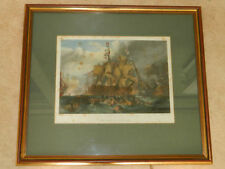 Etching Realism Military Art Prints