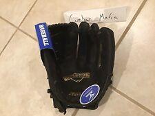 "Mizuno MMX 123P Baseball Glove RHT Size 12"" Black Right Hand Throw New"