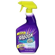 Kaboom Shower, Tub - Tile Cleaner with Oxi Clean 32 oz (Pack of 4)