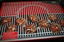Weber 7586 Stainless Steel Gas Grill Cooking Grates for Spirit 300