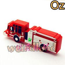 Fire Engine USB Stick, 32GB Quality Product USB Flash Drives