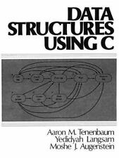 Data Structures Using C by Tenenbaum, Aaron M.