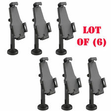 "LOT OF (6) Pyle PSPADLK8 Anti-Theft iPad Tablet Stand Fits 7.9""-10.1"" Tablets"