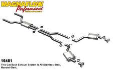Ligne échappement 16481 Chevrolet Camaro 6.2 GMPP STREET AB 2010-2013 Magnaflow