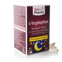 L-TRYPTOPHAN 500 mg Kapseln 90 St