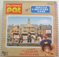 Postman Pat Special Delivery Service SDS Board Game