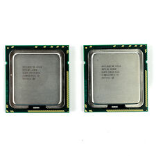 Lot of (2) Intel Xeon 2.8GHz Quad Core X5560 8M 6.4GT/s LGA1366 SLBF4 Server CPU