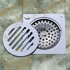 Edelstahl Geruchsverschluss Bodenablauf Duschablauf Badablauf Abfluß Balkon