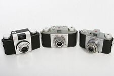 Kodak Pony Camera Collection (Three Cameras)  Pony 135, II, 828