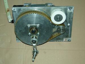 GROSCHOPP Schneckengetriebe Getriebemotor  180W i 30 Übersetzung 1 / 150