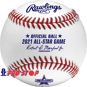 2021 Rawlings Official  ALL STAR Game Official Baseball COLORADO ROCKIES - Boxed