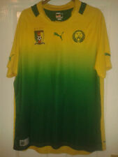 Adults Cameroon PUMA Football Shirts (National Teams)