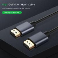 HDMI Cable V2.0 3D 1080P Ethernet 4K 60Hz- HDTV AV Cord LCD LED PS4 0.5m 1m 2m