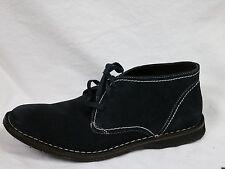 John Varvatos Shoes black suede 10.5
