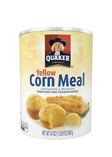 Quaker Yellow Corn Meal 24 oz